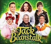 Wolverhampton Grand Theatre panto Jack and the Beanstalk WGT